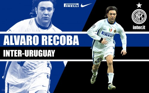 Alvaro Recoba Wallpaper