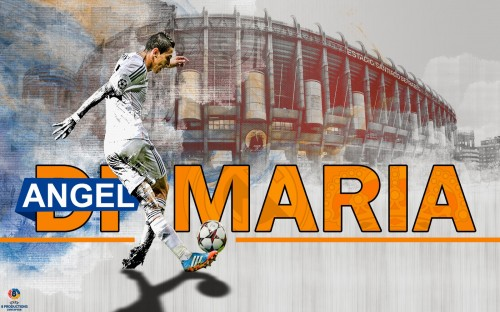Angel di Maria Wallpaper