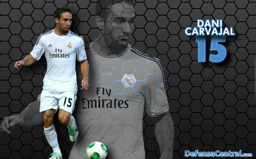 Daniel Carvajal Wallpaper