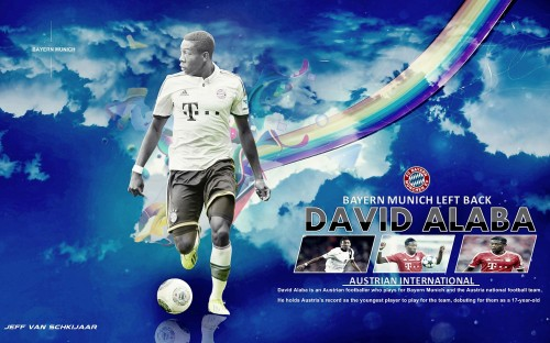 David Alaba Wallpaper