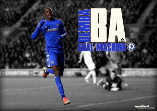Demba Ba Wallpaper
