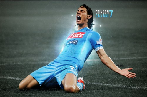 Edinson Cavani Wallpaper