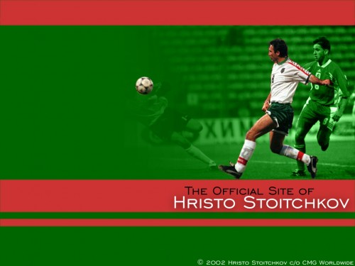 Hristo Stoichkov Wallpaper