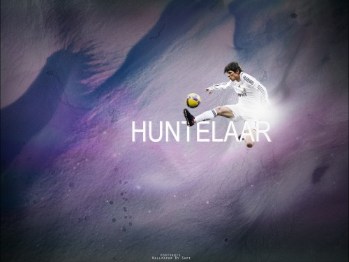 Klaas Jan Huntelaar Wallpaper
