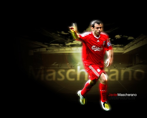 Javier Mascherano Wallpaper