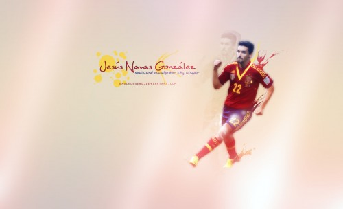 Jesus Navas Wallpaper