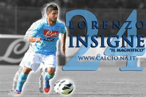 Lorenzo Insigne Wallpaper