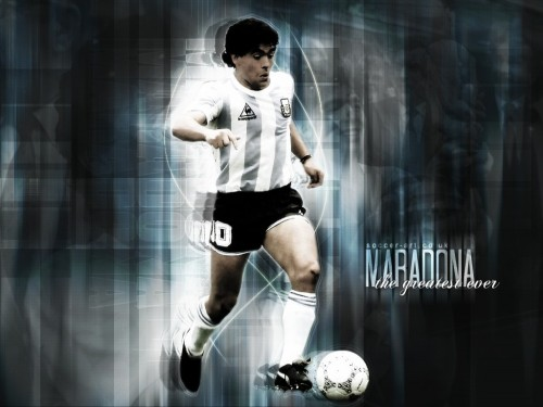 Diego Maradona Wallpaper