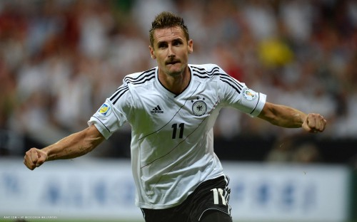 Miroslav Klose Wallpaper