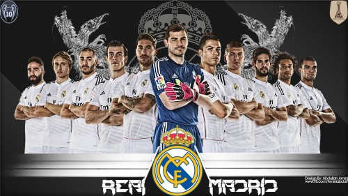 Real Madrid Wallpaper