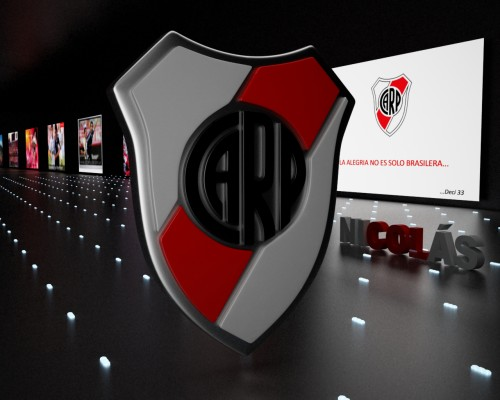 River Plate Wallpaper