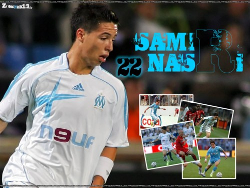 Samir Nasri Wallpaper