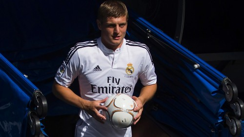 Toni Kroos Wallpaper