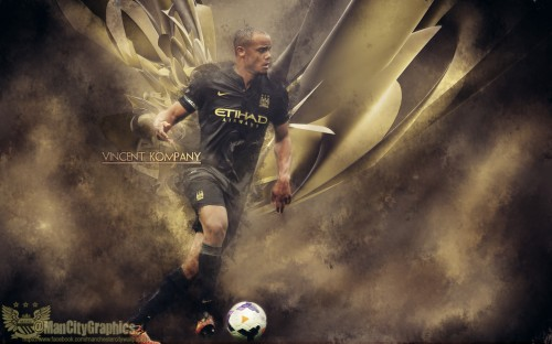 Vincent Kompany Wallpaper