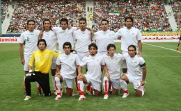 Iran-National-Soccer-Team