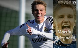 Martin-Odegaard-Wallpaper