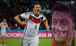Mesut-Ozil-Germany-Wallpaper
